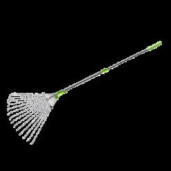 Грабли веерные раздвижные, телескопические (Грабли и лопаты)