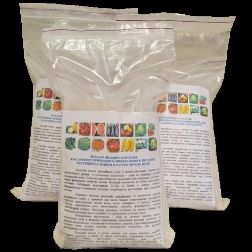 Мука из яичной скорлупы (Удобрения органические)