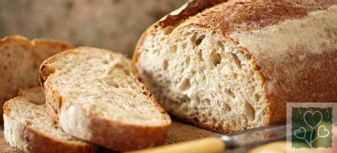 Рецепт хліба на заквасці (Рецепты)