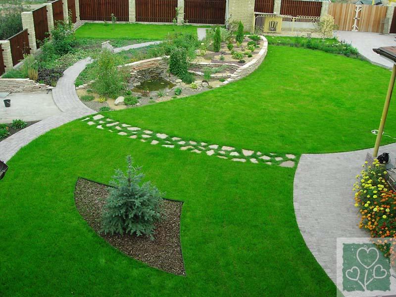 Как восстановить газон после зимы? (Сад, Обмен опытом)