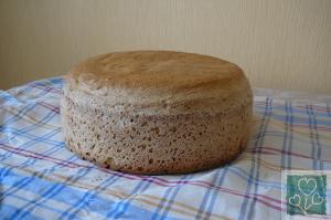 Цілющий  домашній хліб – творчість доступна кожному!  (Хлеб   всему голова, Здоровый образ жизни)