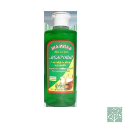 Шампунь «Молочный» с экстрактом крапивы (Шампуни)