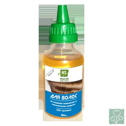Олія для волосся «Волосок» (Крема и масла)