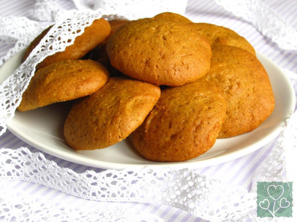 Печенье из тыквы (Рецепты, Обмен опытом)