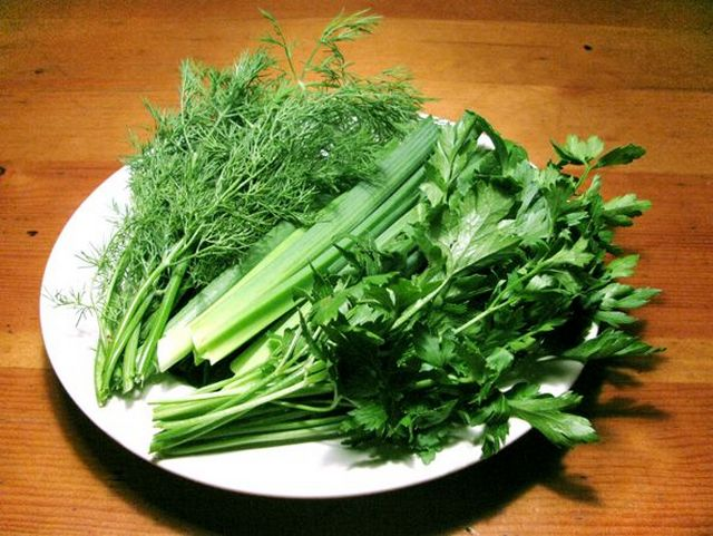 Зелень для здоровья (Здоровый образ жизни, Без рубрики)